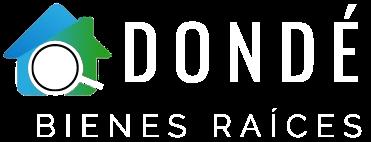 Logo Bienes Raices Dondé